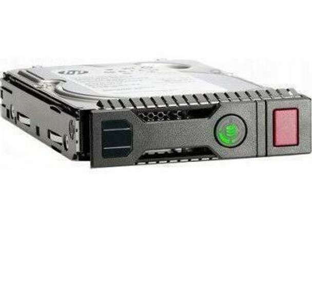 "HPE 653948-001 2TB 7200 RPM 3.5inch Large Form Factor Dual Port SAS-6Gbps SC Midline Hard Drive for ProLiant Gen8 Gen9 Gen10 Servers (New Bulk ""O"" Hour With 1 Year Warranty)"
