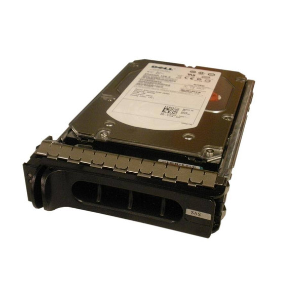 Dell 342-0605 600GB 15000RPM 3.5inch LFF SAS-6Gbps Hot-Swap Hard Drive for PowerEdge and PowerVault Servers (New Bulk with 1 Year Warranty)