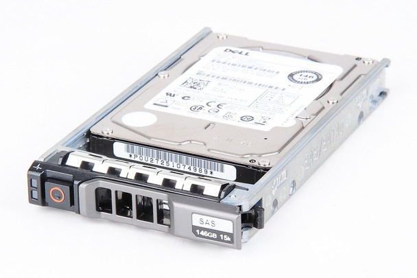 Dell C453H 450GB 15000RPM 3.5inch LFF Hot-Swap Low Profile SAS-6Gbps Hard Drive for PowerEdge and PowerVault Servers (New Bulk Pack with 1 Year Warranty)