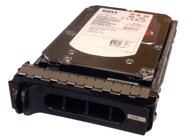 Dell 0346GY 600GB 15000RPM 3.5inch Large form factor(LFF) SAS-6Gbps Hot-Swap Hard Drive for PowerEdge and PowerVault Servers