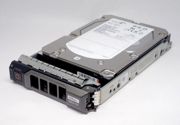 Dell 078CR 600GB 15000RPM 3.5inch Large Form Factor(LFF) SAS-6Gbps Hot-Swap Hard Drive for Poweredge and Powervault Servers