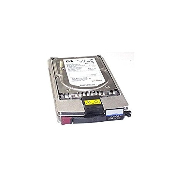 HPE 404701-001 300GB 10000RPM 3.5inch Large Form Factor 80 Pin Ultra-320 SCSI Hot-Swap Internal Hard Drive for Generation1 to Generation7 ProLiant Servers