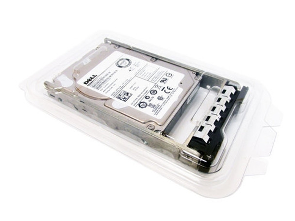 Dell 342-4623 600 GB 10000 RPM 2.5 inch SFF 64 MB Buffer SAS-6Gbps Hot-Swap Internal Hard Drive for PowerEdge and PowerVault Servers (New Bulk Pack with 1 Year Warranty)