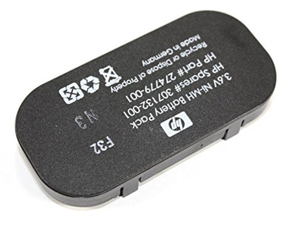 HPE 307132-001 3.6Volt 500mAh NiMH Battery (Battery Only) for BBWC Option on Smart Array Controllers 642/642 (30 Days Warranty)