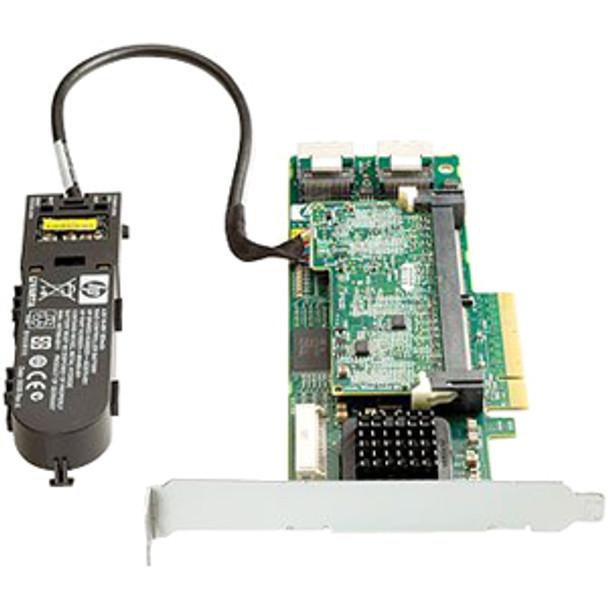 HPE 578230-B21 P410 512MB Dual Port PCI Express -2.0 x8 SAS Flash Backed Write Cache Smart Array RAID Controller for ProLiant Server