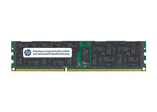 HPE 647901-B21 16GB (1x16GB) 1333 MHz 240-Pin PC3-10600 ECC Registered CL-9 Dual Rank DIMM DDR3 SDRAM Memory for ProLiant Gen8 Server (New Bulk Pack with 1 Year Warranty)