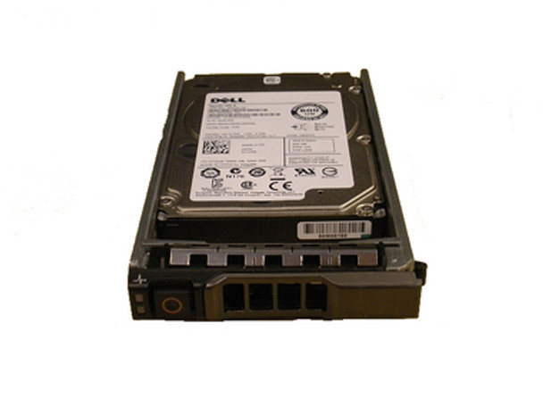 Dell 05R6CX 600GB 10000RPM 2.5inch Small Form Factor SAS-6Gbps Hot-Swap Internal Hard Drive for Poweredge and Powervault Server