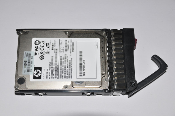 HPE 492619-002 300GB 10000 RPM 2.5 inch Small Form Factor SAS-3Gbps Dual Port Enterprise Hard Drive for ProLiant Gen2 to Gen7 Servers (30 Days Warranty)