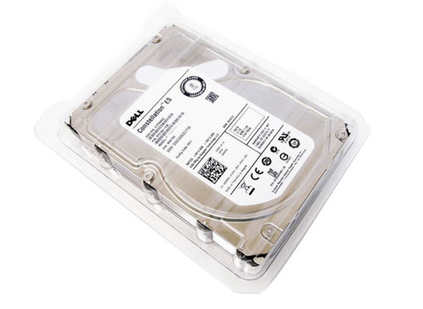 Dell 0WGK61 600GB 15000RPM 3.5inch LFF 16MB Buffer SAS-6Gbps Hot-Swap Hard Drive for PowerEdge and PowerVault Servers (Brand New with 3 Years Warranty)