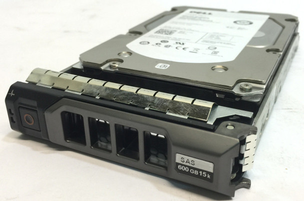 Dell 341-9629 600GB 15000RPM 3.5inch LFF SAS-6Gbps Hot-Swap Hard Drive for PowerEdge and PowerVault Servers (Brand New with 3 Years Warranty)