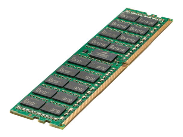 HPE 835955-B21 16GB (1x16GB) Dual Rank x8 DDR4 2666MHz CL19 (CAS-19-19-19) ECC Registered PC4-21300 288Pin DIMM SDRAM Smart Memory Kit (New Bulk With 1 Year Warranty)