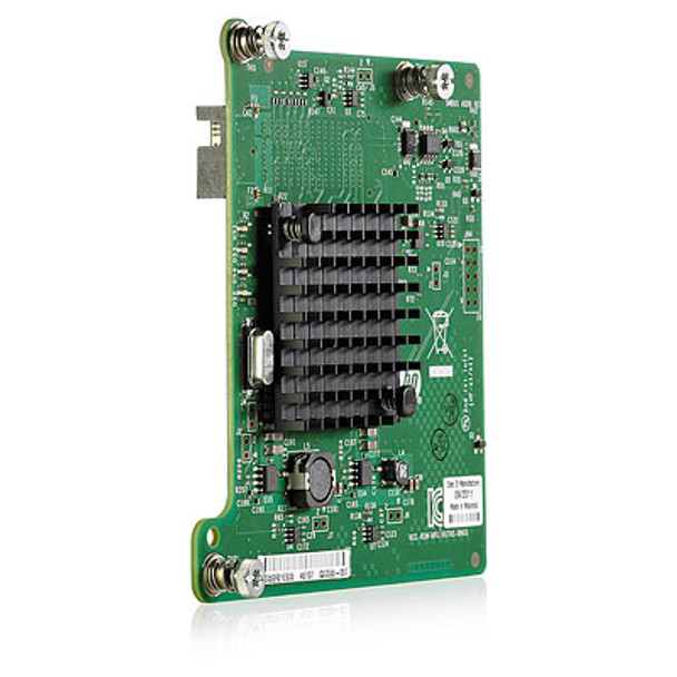 HPE 615729-B21 336M 1Gb Quad Port 10/100/1000Base-T PCI Express 2.1 x4 Gigabit Ethernet Network Adapter for ProLiant Gen8 Gen9 Servers (Brand New with 3 Years Warranty)