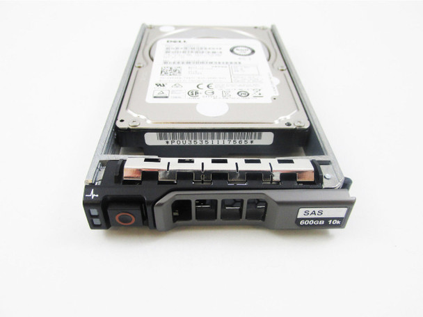 Dell 400-AJQB 600 GB 10000 RPM 2.5 inch Small Form Factor SAS-12Gbps Hot-Plug Nearline Internal Hard Drive