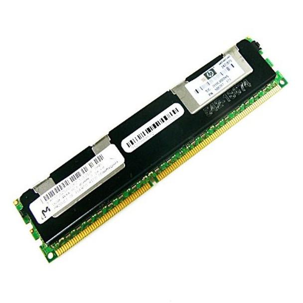 HPE 593915-B21 16GB (1x16GB) 1333MHz 240-Pin PC3-8500R ECC Registered DIMM DDR3 SDRAM Memory Kit for HPE ProLiant Gen1 to Gen7 Server (New Bulk Pack with 1 Year Warranty)