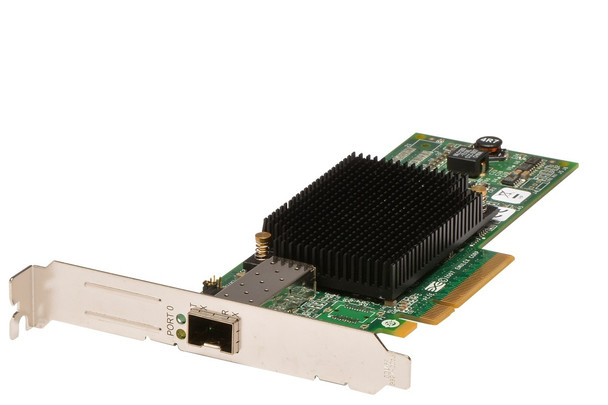 HPE 489192-001 81E 8 GB Single Port PCI Express 2.0 Fiber Channel Host Bus Adapter for Storageworks (New Bulk with 30 Days Warranty)