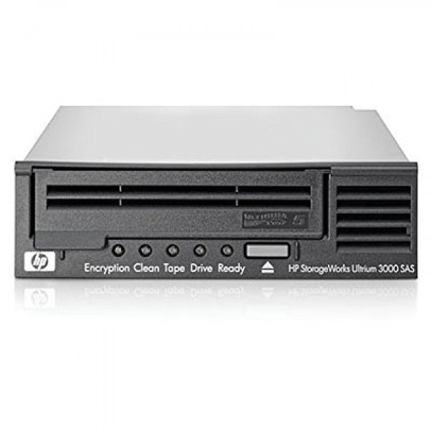 HPE EH957B StorageWorks LTO-5 Ultrium 1.5TB (Native) / 3TB (Compressed) SAS-2 29-pin 3000 Tape Drive (Grade A with 90 Days Warranty)