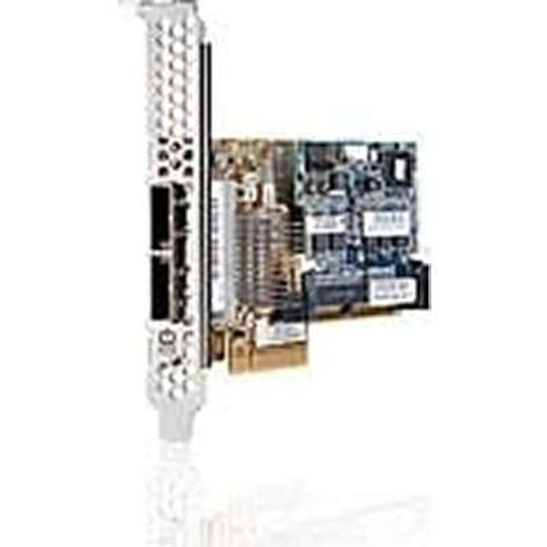 HPE 633538-001 Smart Array P420/1GB FBWC 6Gb Dual Ports Int SAS/SATA Storage (RAID) Controller for ProLiant Gen8 Servers (New Bulk with 1 Year Warranty)