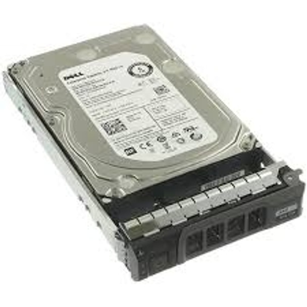 Dell 400-AGEE 6TB 7200RPM 3.5inch Large Form Factor SAS-6Gbps Hot-Swap Hard Drive for PowerEdge Servers and PowerVault Storage Arrays (New Bulk with 1 Year Warranty)