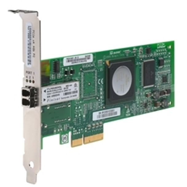 HPE 489190-001 8Gb Single Port PCI Express Fibre Channel Plug-in card Low Profile Host Bus Adapter for ProLiant Server (Brand New with 3 Years Warranty)