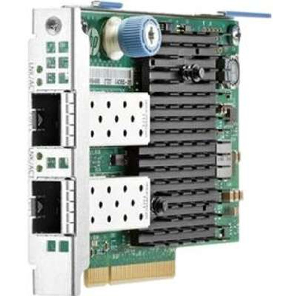 HPE 727054-B21 Ethernet 10Gb Dual Port PCI Express 3.0 x8 562FLR-SFP+ Network Adapter for ProLiant Gen9 Gen10 Servers (Brand New with 3 Years Warranty)