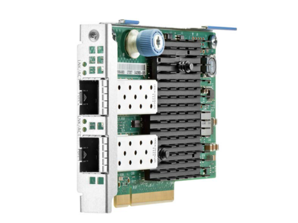 HPE 790317-001 Ethernet 10Gb Dual Port PCI Express 3.0 x8 562FLR-SFP+ Network Adapter for ProLiant Gen9 Gen10 Servers (Brand New with 3 Years Warranty)