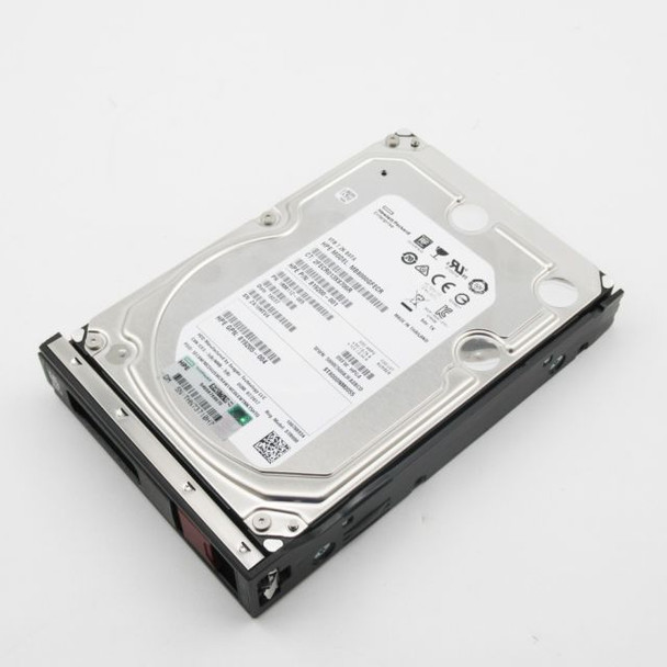 """HPE 819200-001-LP 8TB 7200RPM 3.5inch LFF Digitally Signed Firmware 512e SATA-6Gbps Low Profile Carrier Midline Hard Drive for ProLiant Gen10 Servers (New Bulk """"0"""" Hour with 1 Year Warranty)"""