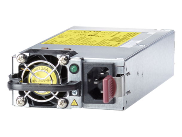 HPE J9738A X332 575Watt 100-240Volt AC to 54Volt DC Modular Power Supply for Power over Ethernet Plus (PoE+) Capable Switches (Brand New with 3 Years Warranty)