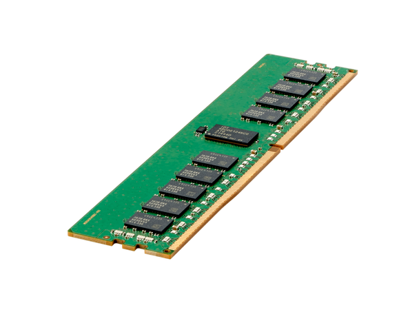 HPE 752368-081 8GB 2133MHz 288Pin ECC Registered PC4-17000 CL15(CAS-15-15-15) Single Rank x 4 DIMM DDR4 SDRAM Memory Kit for ProLiant Gen9 Servers