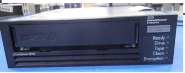 HPE 882281-001 LTO-8 Ultrium 30750 12TB/30TB 300MBps 26pin 4x mini SAS External Tape Drive (Brand New with 1 Year Warranty)