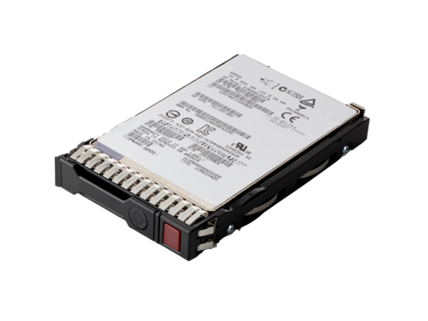 HPE P09712-B21 480GB 2.5inch SFF MLC Digitally Signed Firmware SATA-6Gbps Smart Carrier Mixed Use Solid State Drive for ProLaint Gen9 Gen10 Server (Brand New with 3 Years Warranty)