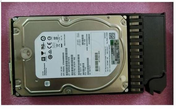 "HPE 787643-001 6TB 7200RPM 3.5inch LFF Dual Port 512e SAS-12Gbps Midline Hard Drive for MSA 1040/2040 LFF SAN Storage (New Bulk ""O"" Hour With 1 Year Warranty)"