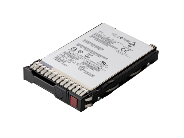 HPE P04478-B21 1.92TB 2.5inch SFF Digitally Signed Firmware SATA-6Gbps Smart Carrier Read Intensive Solid State Drive for ProLaint Gen9 Gen10 Servers (New Bulk with 1 Year Warranty)