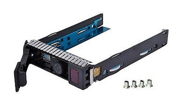 HPE 651314-001 3.5inch Large Form Factor SAS/SATA SC Hard Drive Tray for ProLiant Gen8 Gen9 Gen10 Servers (Grade A with 90 Days Warranty)