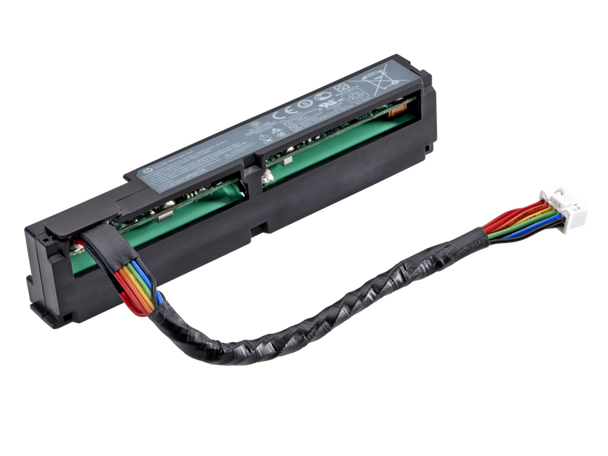 HPE 878643-001 96Watt Smart Storage Megacell Battery (up to 20 Devices) with 145mm Cable and 2019 Date Code for ProLaint DL/XL Gen10 Servers (Refurbished with 30 Days Warranty)