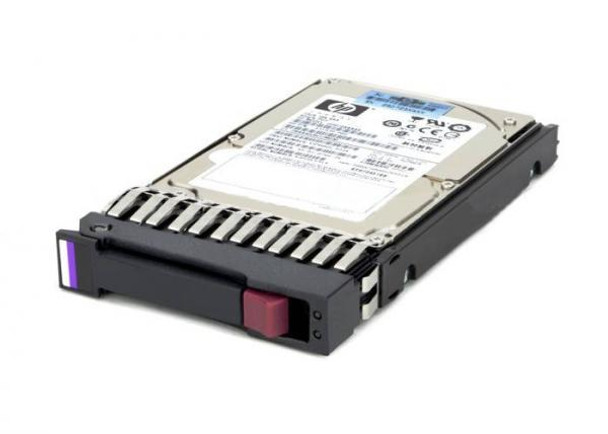 HPE 606020-001 1TB 7200RPM 2.5inch SFF Dual Port SAS-6Gbps Midline Hard Drive for ProLaint Gen1 to Gen7 Servers (Grade A - Refurbished with Lifetime Warranty)