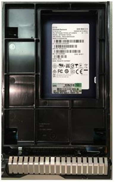 HPE P07932-K21 1.92TB 3.5inch LFF Digitally Signed Firmware SATA-6Gbps SCC Mixed Use Solid State Drive for ProLiant Gen9 Gen10 Servers (Brand New with 3 Years Warranty)