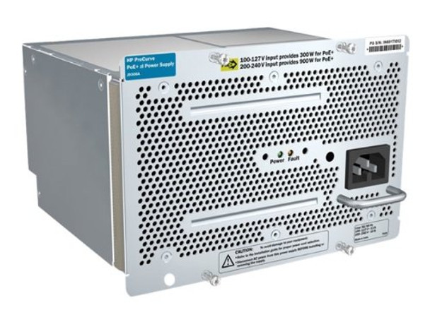 HPE J9306A 1500 Watt Procurve PoE+ Power Over Ethernet Plug-In Module Redundant Power Supply for HPE Aruba 5406 and 5412 Switch (Grade A with 90 Days Warranty)