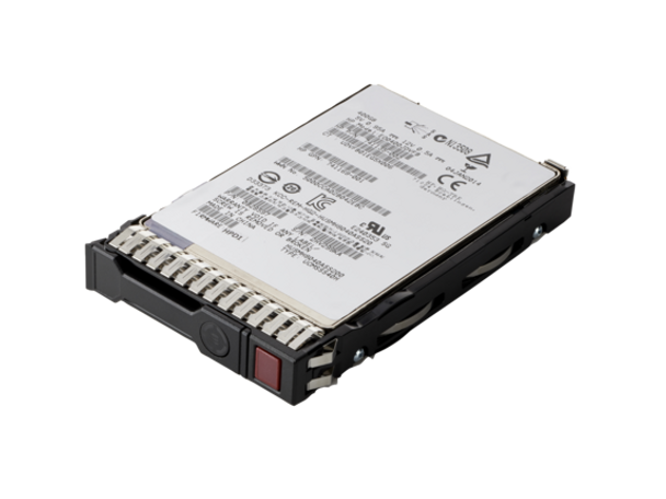 HPE MK0960GFDKT-SC 960GB 2.5inch SFF Multi-Level Cell Power Loss Protection SATA-6Gbps Smart Carrier Mixed Use Solid State Drive for ProLaint Gen8 Gen9 Servers (Brand New with 3 Years Warranty)