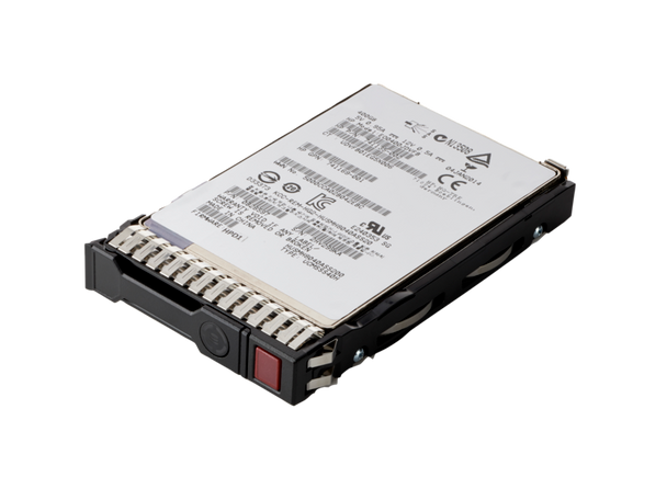 HPE 832414-B21 480GB 2.5inch SFF SATA-6Gbps Smart Carrier Mixed Use Solid State Drive for ProLaint Gen8 Gen9 Gen10 Servers (Brand New with 3 Years Warranty)