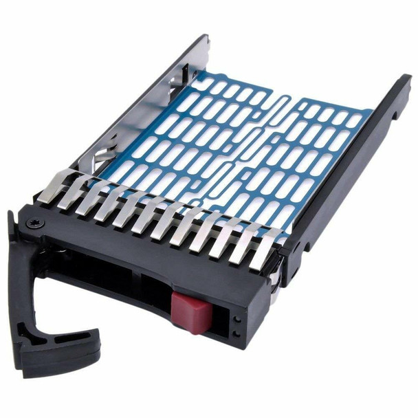 HPE 392613-001 2.5inch Small Form Factor SAS/SATA Hard Drive Tray for Modular Storage Arrays & ProLiant Generation1 to Generation7 Servers (Refurbished with 30 Days Warranty)