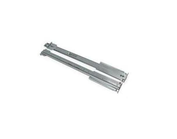 HPE 519318-001 1U/2U form factor Rack Mount Rail Kit for StorageWorks Disk Enclosure including Mounting Hardware Left/Right Sliding Rails with Brackets (Refurbished with 30 Days Warranty)