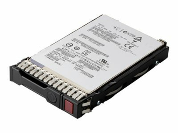 HPE P06194R-K21 480GB 2.5inch SFF Triple-level cell Digitally Signed Firmware SATA-6Gbps Smart Carrier Read Intensive Reman Solid State Drive for ProLiant Gen8 Gen9 Gen10 Servers (New Bulk Pack With 1 Year Warranty)