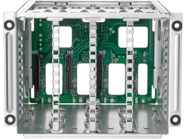 HPE 719067-B21 8-SFF Bay1 Cage/Backplane Kit for ProLiant DL380 Gen9 Servers (New Bulk with 1 Year Warranty)