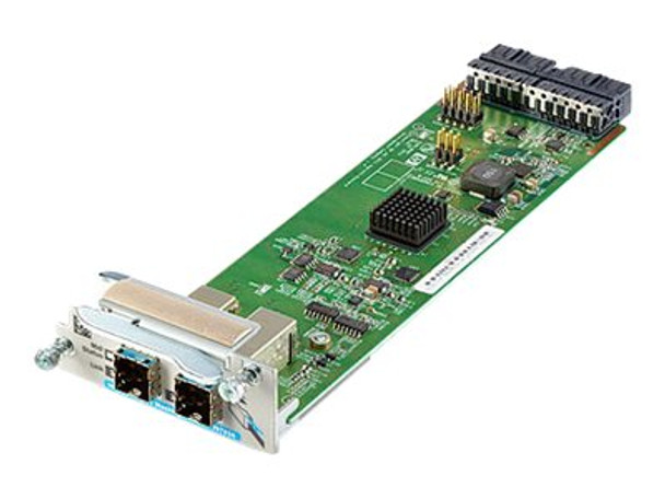 HPE J9733-61001 2-Port 48-Gigabit tl Stacking Module (Brand New with 3 Years Warranty)