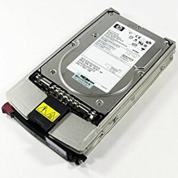 HPE 366023-001 300GB 10000RPM 3.5inch Large Form Factor Fibre Channel-2Gbps 40Pin Internal Hard Drive (Grade A with Lifetime Warranty)
