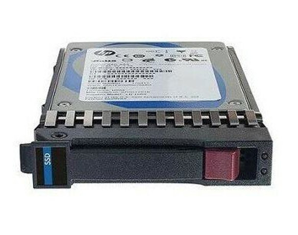 HPE 868650-001 400GB 2.5inch SFF SAS-12Gbps Mixed Use Solid State Drive for Modular Smart Array 1040/2040 SAN Storage (Brand New with 3 Years Warranty)