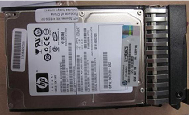 HPE 507119-001 146GB 10000RPM 2.5inch SFF Dual Port SAS-3Gbps Enterprise Hard Drive for ProLiant Generation2 to Generation7 Servers (30 Days Warranty)