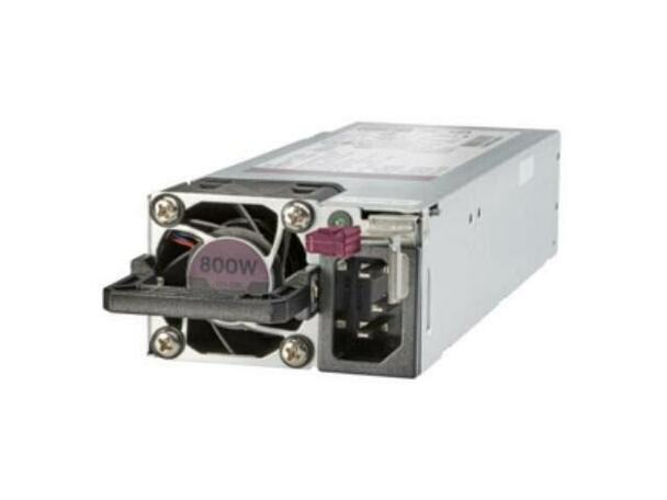 HPE 865412-201 800Watt Flex Slot Platinum Hot Plug Low Halogen Power Supply Kit for ProLiant Gen9 Gen10 Servers (New Bulk Pack with 1 Year Warranty)
