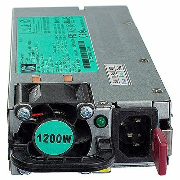 HPE 570451-001 1200 Watt Common Slot Platinum Plus High Efficiency Hot-Swap Power Supply for ProLiant Gen6 Gen7 Servers (90 Days Warranty)