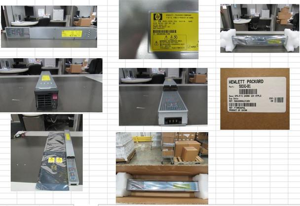 HPE 500242-001 2400Watt Hot-Swap Redundant Power Supply For BLc7000 Enclosure (90 Days Warranty)